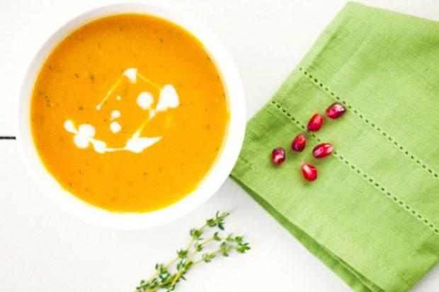 butternut squash, soup, healthy, healing, leaky gut, warming recipes, fall, winter, vegan, dairy free
