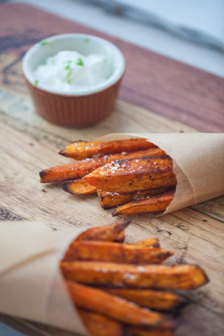 roasted, sweet potato, fries, side dish, thanksgiving, healthy, snack, potatoes, fall, vegan, gluten free