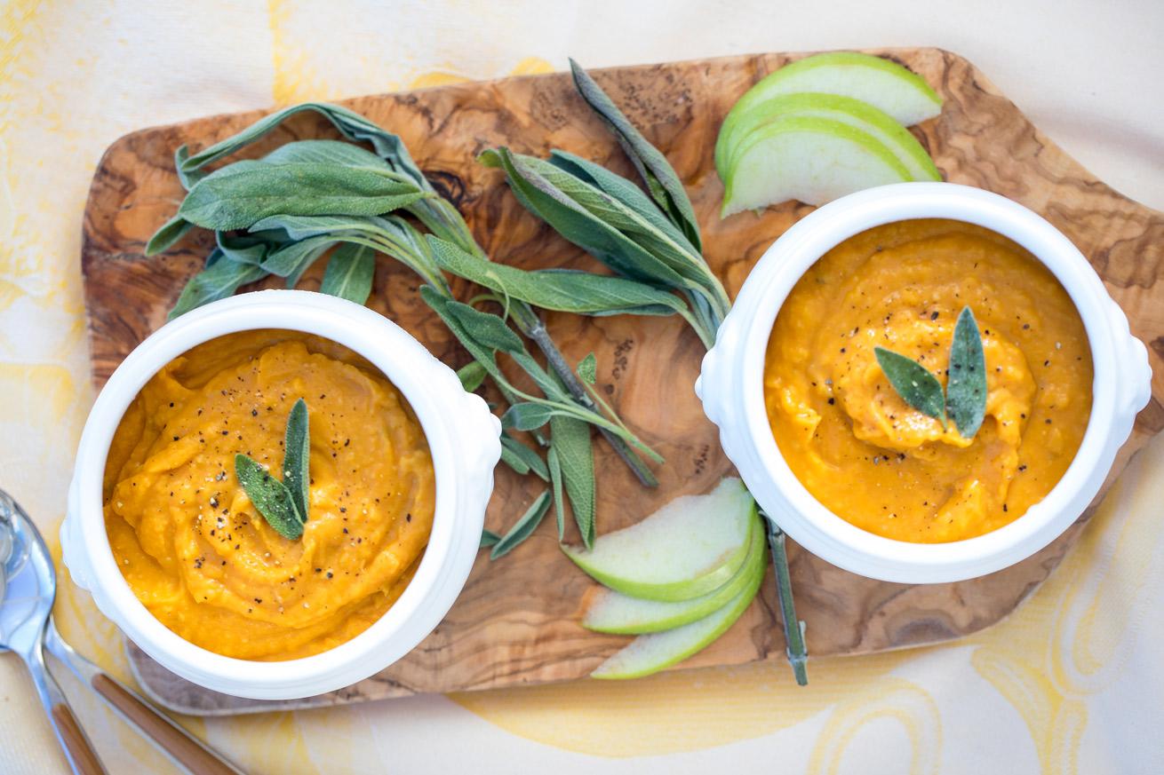 sweet potato, soup, vegan soup