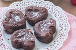 chocolate, truffles, treats, protein, healthy dessert, gluten free, dairy free, dessert, dates, coconut, cherry