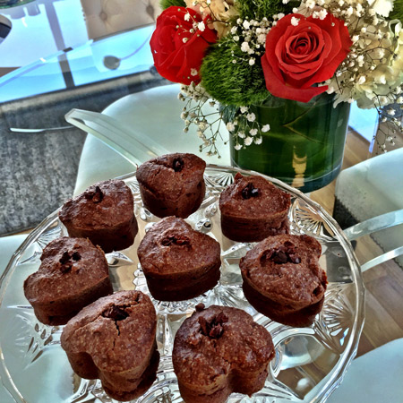 cupcakes, vegan, chocolate banana cupcake, dairy free, gluten free, dessert