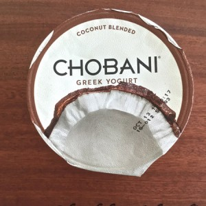chobani, coconut yogurt, carbs, hidden sugar, greek, protein, snack, wellness tip