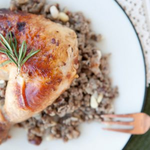 roast chicken, holidays, christmas, lunch, dinner, family recipe, healthy