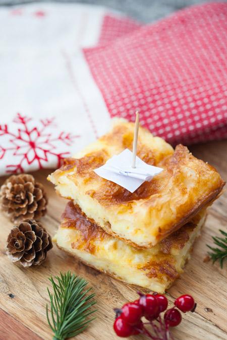 banitsa, phyllo dough, breakfast, holiday, family, new year, cheese, eggs, Bulgarian, Greek, tradition, health