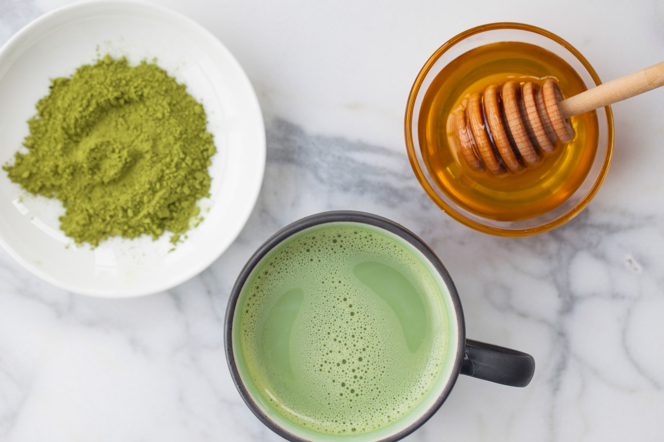 matcha, latte, vegan, gluten free, warm drinks, healthy, tea, caffeine