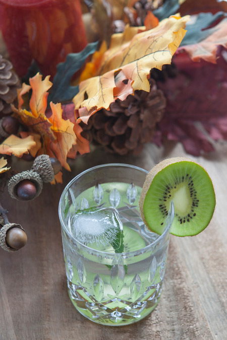 fall cocktails, skinny drinks, wanu, nutrition, fiber, vitamins, antioxidant, low calorie, sugar free