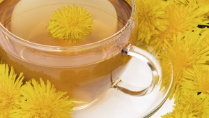 Dandelion Tea. (Image Credit: Healthline.com)