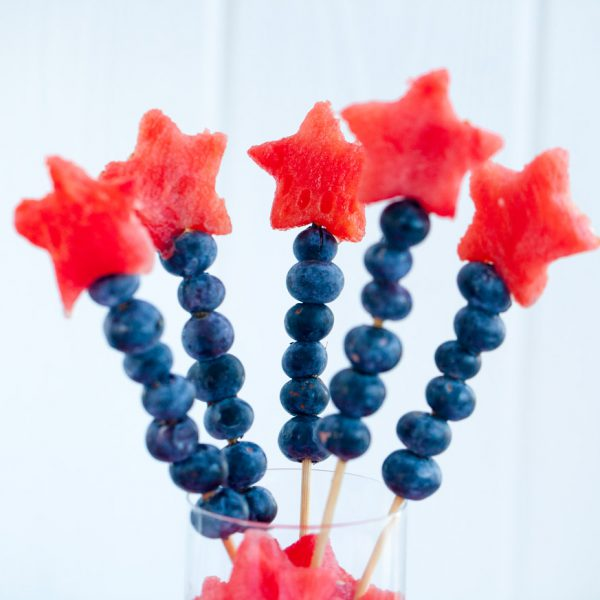 holiday, 4th of July, fourth of July, independence day, celebration, fruit, dessert, healthy snack, kids, kid friendly, watermelon