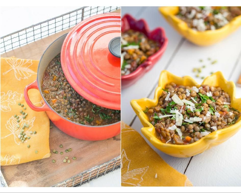 lentil, soup, high fiber