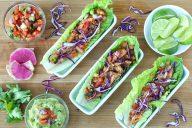 Vegan Jackfruit Tacos