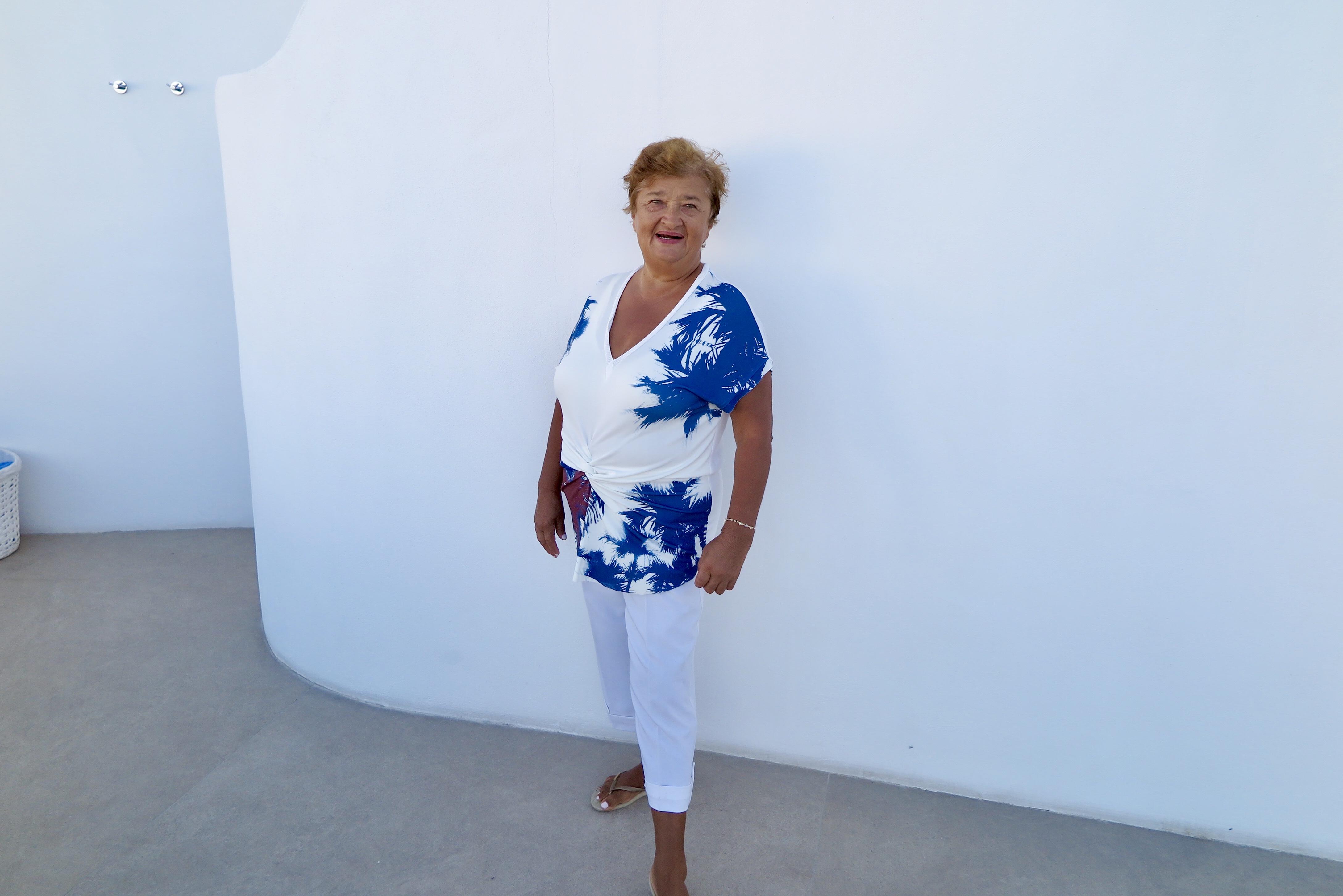 grandma greece