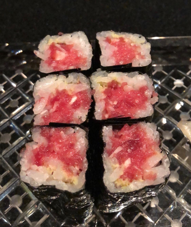 sushi, tokyo, japan, tuna