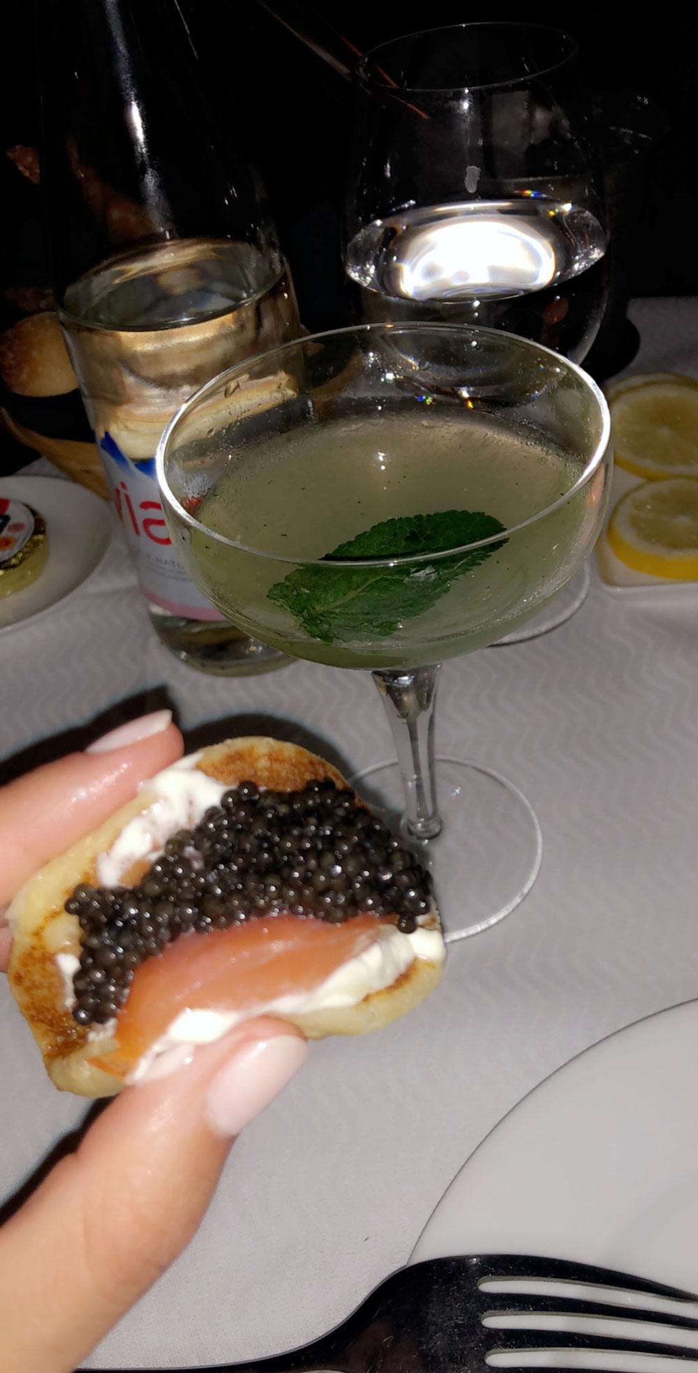 paris, caviar, food, restaurant