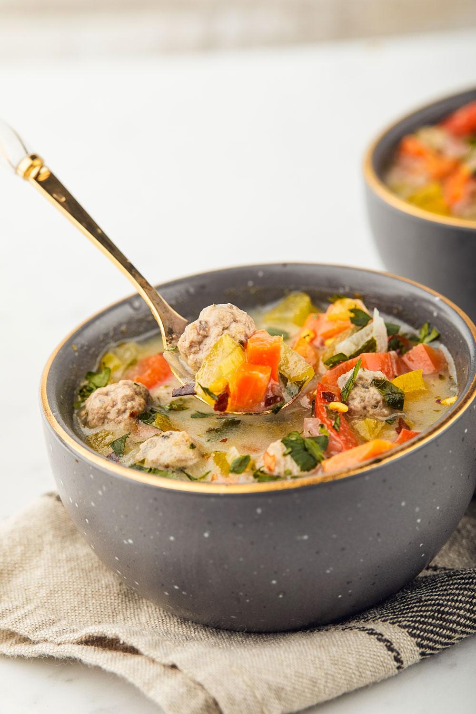 meatball-soup
