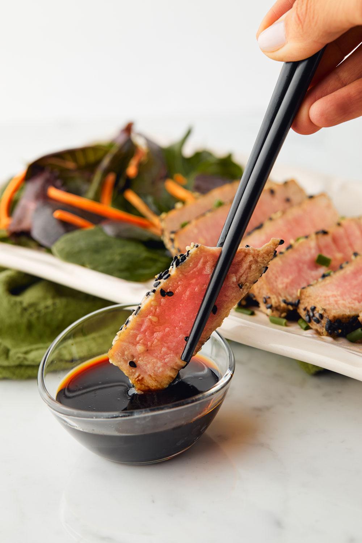 tuna-tataki-salad-raw-sashimi-seafood