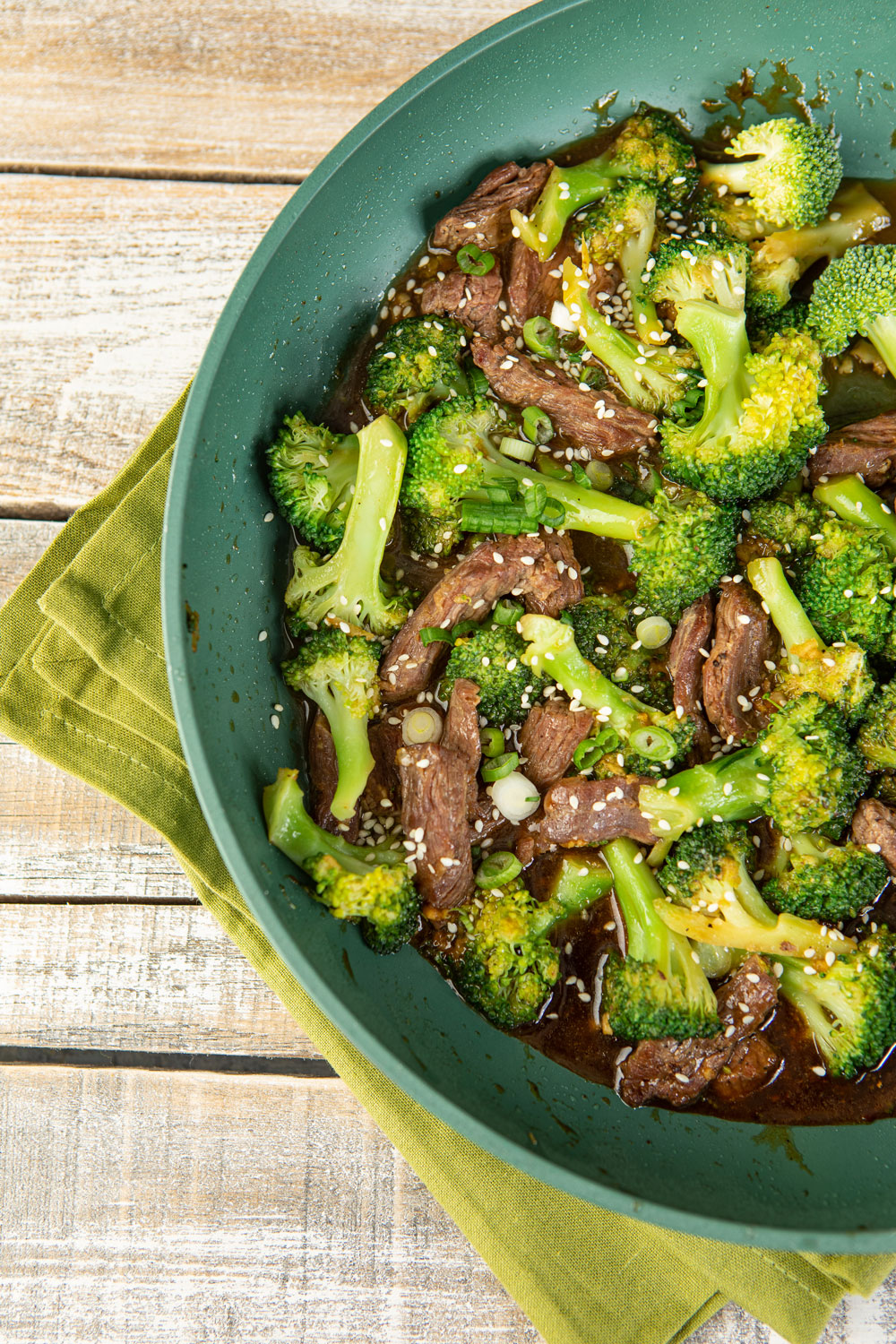 beef, broccoli, cauliflower rice, asian, chinese, low carb, gluten free