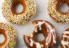 paleo, donuts, dessert, chocolate, gluten free
