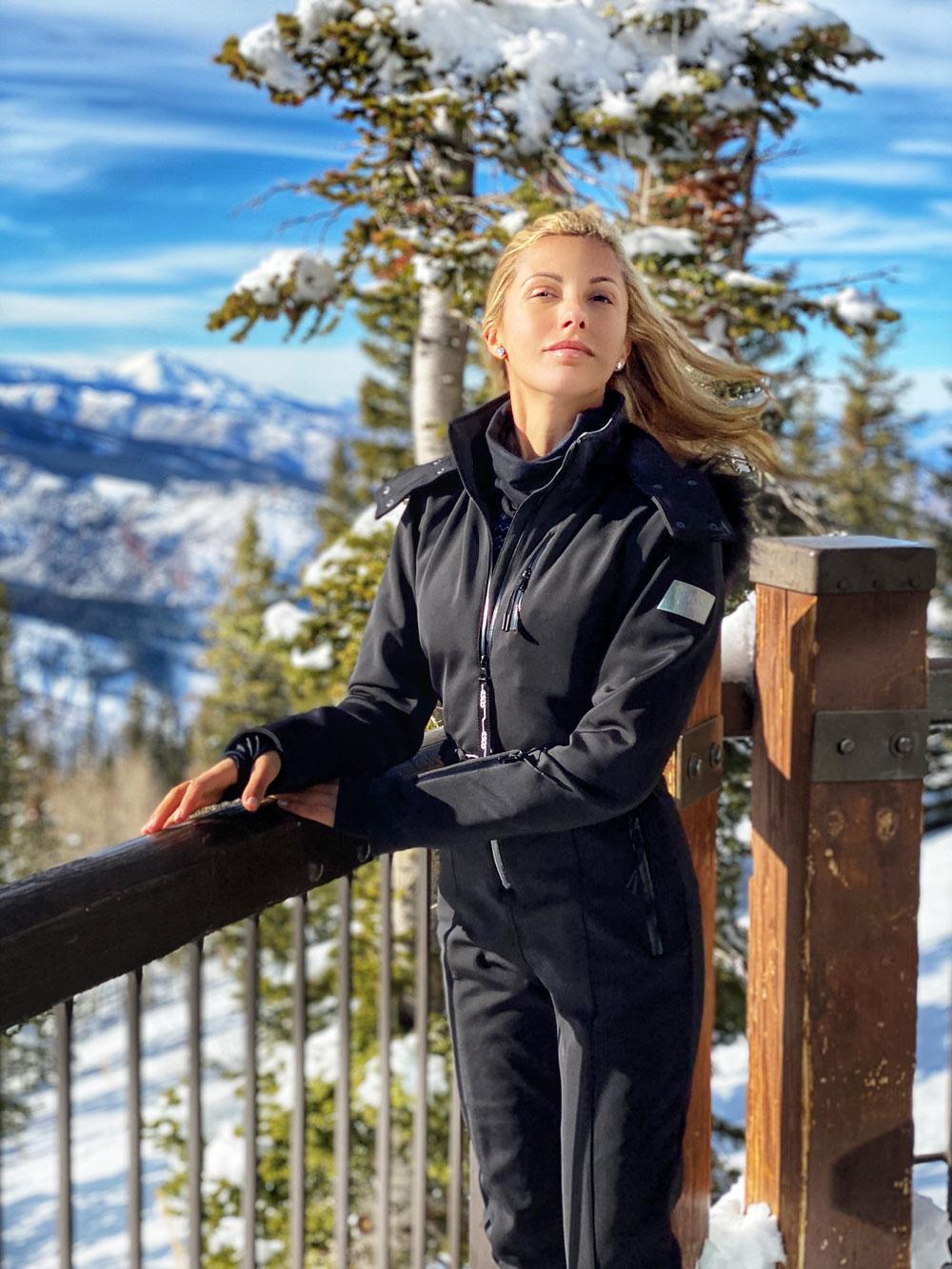 snowbunny, ski, mountain, aspen, winter, skiing, snow
