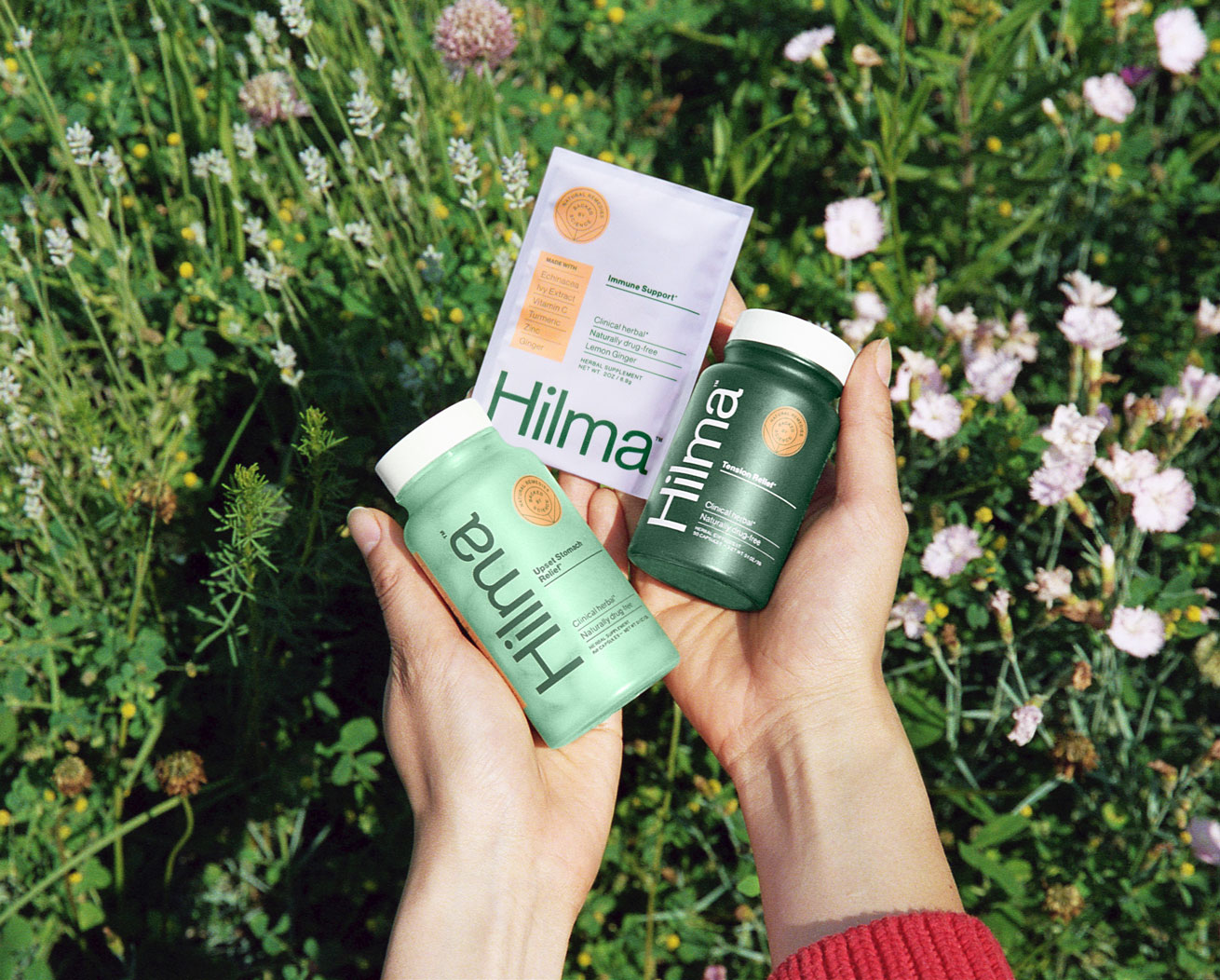 hilma, natural remedy, medicine, immune support, supplement