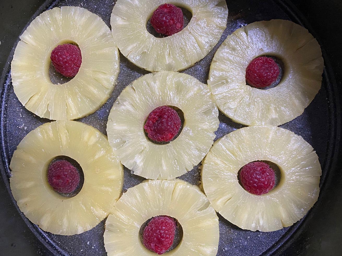 pineapple, cake, gluten free, easter, dessert